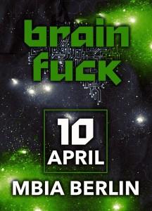 Till Krimsen (Berliner Sound) live bei Brainfuck @M-Bia Club Berlin