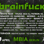 Till Krimsen Brainfuck @M-Bia Club, Berlin