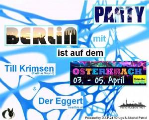 Till Krimsen (Berliner Sound) bei Osterkrach @Linde