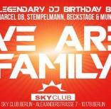Munso We are Family @Sky Club, Berlin