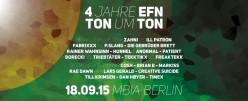 Till Krimsen @4 JAHRE EFN – TON UM TON, Mbia, Berlin