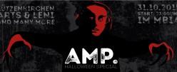 Till Krimsen @ AMP Halloween spezial, MBia Club, Berlin