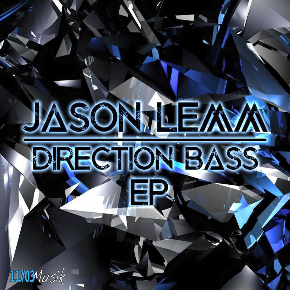 Jason Lemm – Direction Bass EP