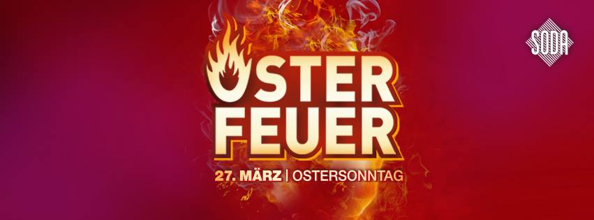 Berliner Osterfeuer in der Kulturbrauerei Berlin mit Till Krimsen
