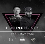 Marcel db, Tami Ha  &  Jason Lemm @TECHNOMOVES, R19-Club