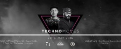 Marcel db, Tami Ha  &  Jason Lemm @TECHNOMOVES, R19-Club