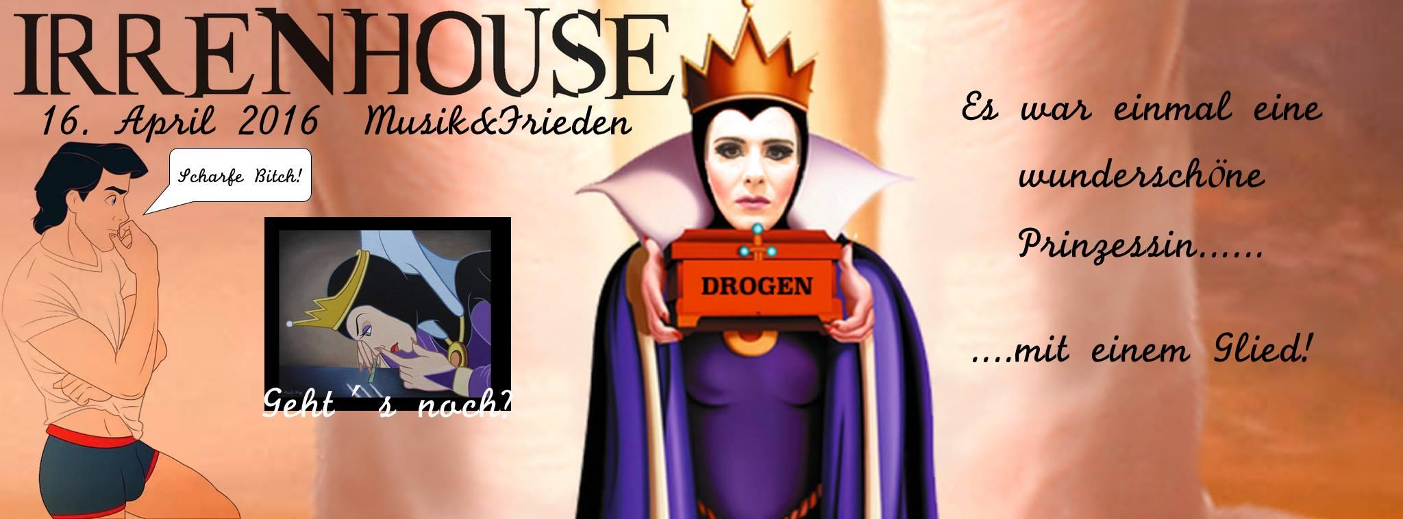 Irrenhouse mit Marcel db im Musik & Frieden Berlin