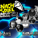 NachSpiel – Marcel db Birthday Bash, KitKat Club, Berlin