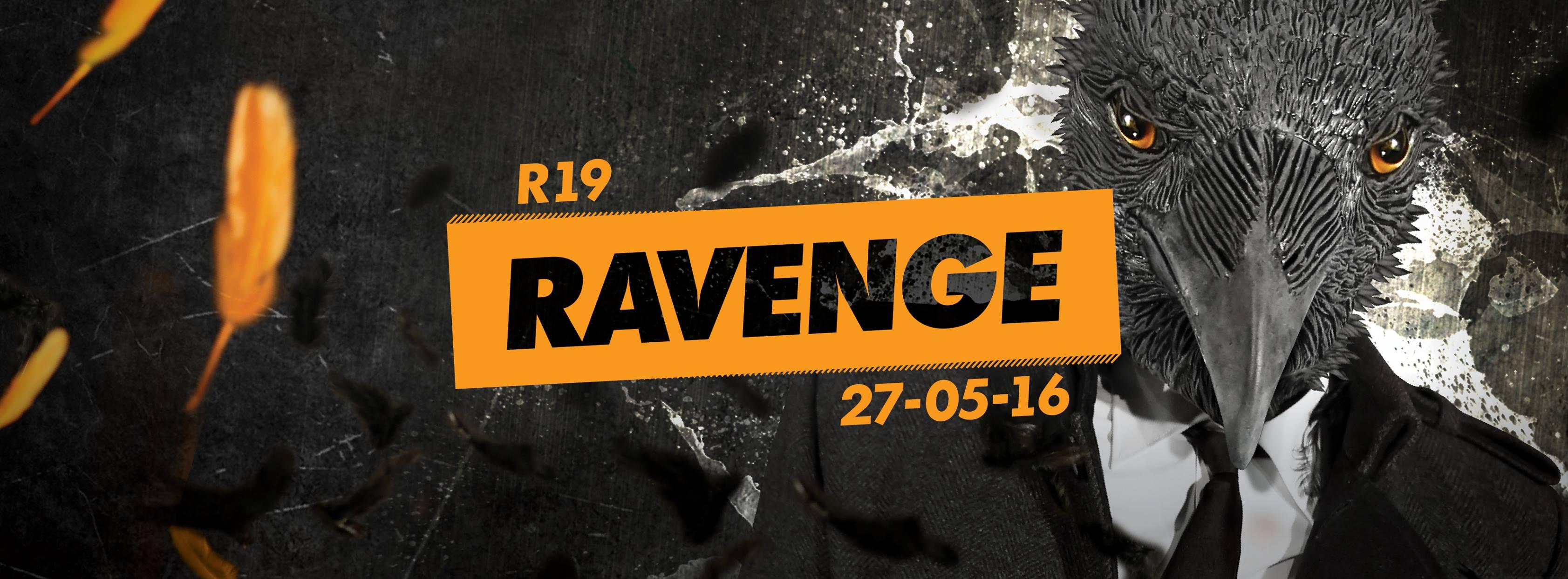 Marcel db live bei RAVENGE im R19-Club, Berlin