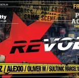 Marcel db @Revolver Party, KitKat Club, Berlin