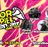 Marcel db & Jason Lemm @VorSpiel OpenAir, Strandbad Grünau