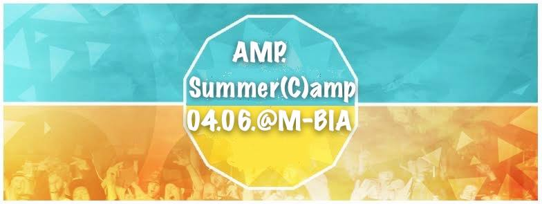 Jason Lemm live beim AMP.Summer(C)amp im MBia Club in Berlin