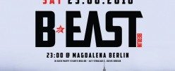 Marcel db @B:EAST Berlin #2, Magdalena