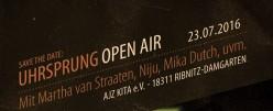 Till Krimsen @U(h)rsprung Open Air, Ribnitz-Damgarten