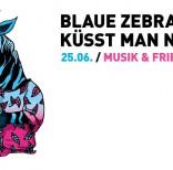 Marcel db @Blaue Zebras, Musik & Frieden, Berlin