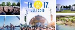 Marcel db @Sea You Festival 2016 Tunisee, Freiburg