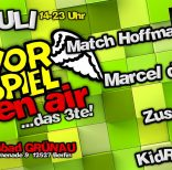 Marcel db @VORSPIEL OpenAir, Strandbad Grünau