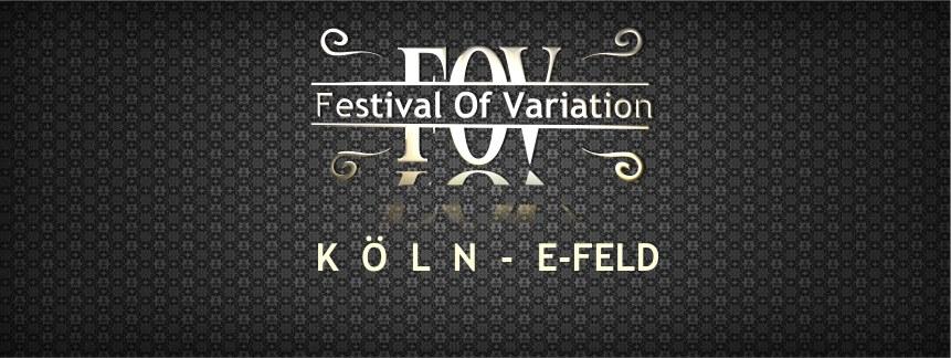 Till Krimsen & Jason Lemm live beim Festival of Variation in Köln