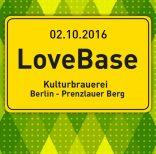 Marcel db, Till Krimsen & Jason Lemm @LoveBase Kulturbrauerei