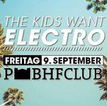 Tami Ha @The Kids Want Electro, PBHF Club Berlin
