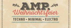 Till Krimsen @AMP Weihnachtsfeier im MBia Club Berlin