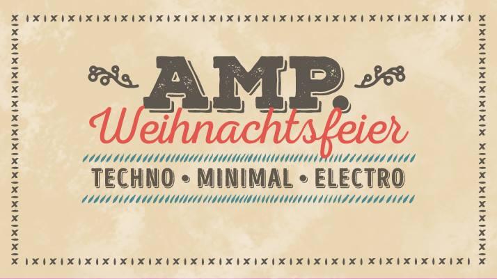 Till Krimsen bei der AMP Weihnachtsfeier im MBia Club