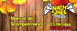 Marcel db @NachSpiel KitKat Club, Berlin