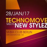 Marcel db @Technomove meets New Stylez