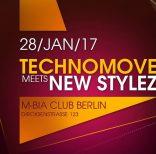 Marcel db @Technomove meets New Stylez