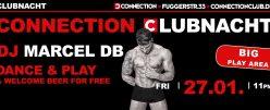 Marcel db @Connection Club Night, Berlin