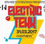 Till Krimsen @Electric Tekk by EFN in Frankfurt