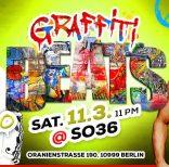 Marcel db @Graffiti Beats im SO36