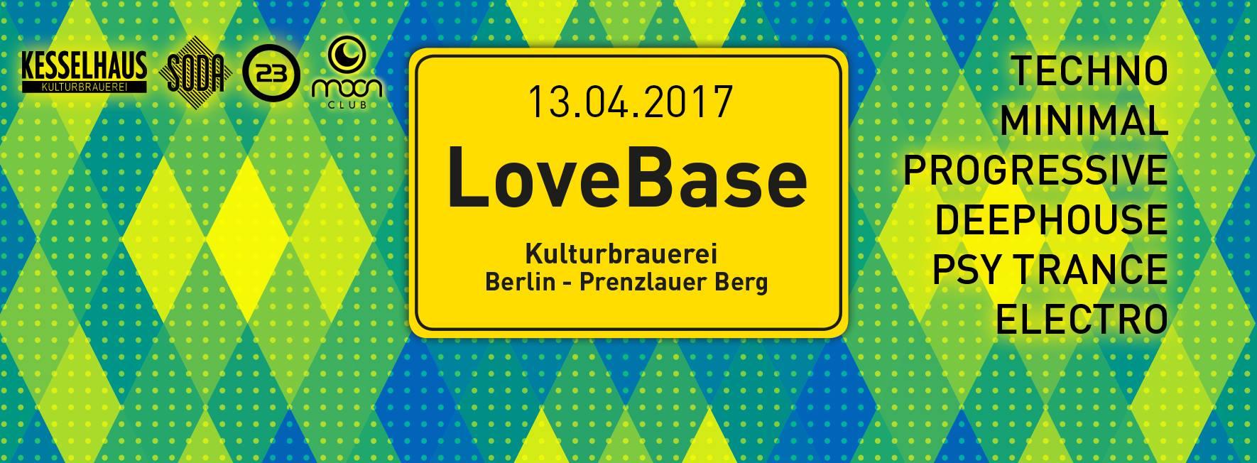 Marcel db & Till Krimsen @LoveBase