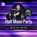 Marcel db @Half Moon Party