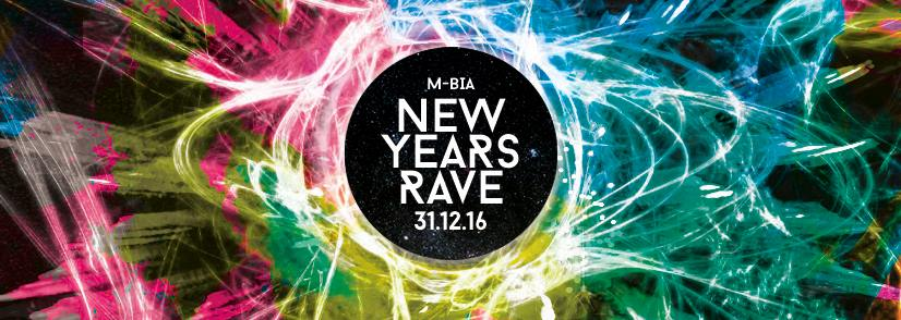 Marcel db live beim New Years Rave 2017