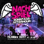 Marcel db @NachSpiel im Maxxim, Berlin