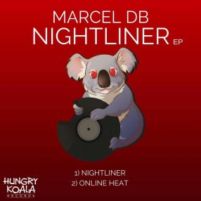 Marcel db – NIGHTLINER EP