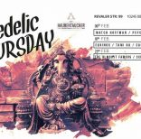 Tami Ha @Psychedelic Thursday ॐ, Haubentaucher